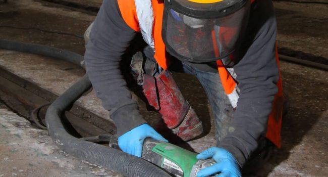 grinding-floor