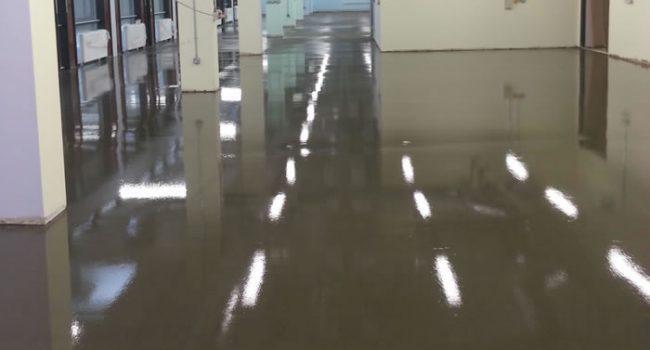 polish-floor